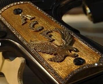 Pistola Amado Carrillo