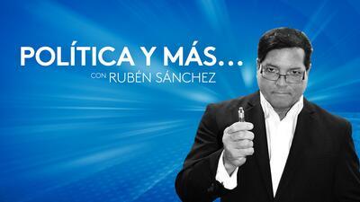 Política y más... con Rubén Sánchez - Podcast