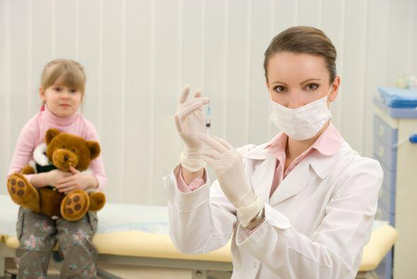 4. Ahorrarás tiempo y dinero: Es posible que a un niño con una enfermeda...