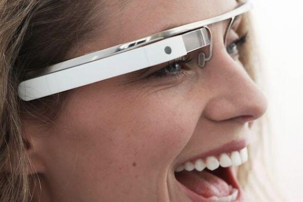 Las gafas futuristas de Google. En abril la compañía mostró un video del...