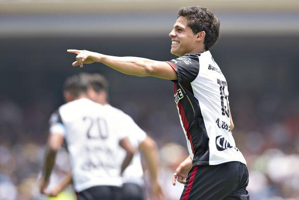 El mexicano que más goles ha marcado en el Apertura 2014 (fuera de Jimén...