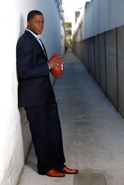 Teddy Bridgewater, quarterback, Minnesota Vikings.