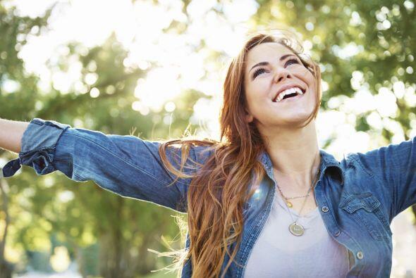 Los beneficios. Reír de 10 a 15 minutos podría proveerte algunas ventaja...
