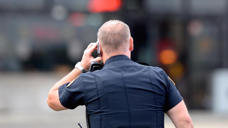 La policía local respondió con rapidez a la emergencia