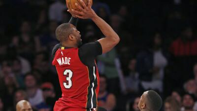 Hassan Whiteside añadió 16 puntos y 11 rebotes.