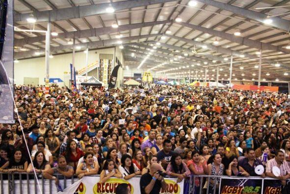 Más de 20 mil personas asistieron este 28 y 29 de septiembre al RGV Live...