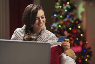 Para la temporada de compras de fin de año, internet está cobrando cada...