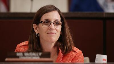 La congresista de Arizona, Martha McSally, fue amenazada de muerte.