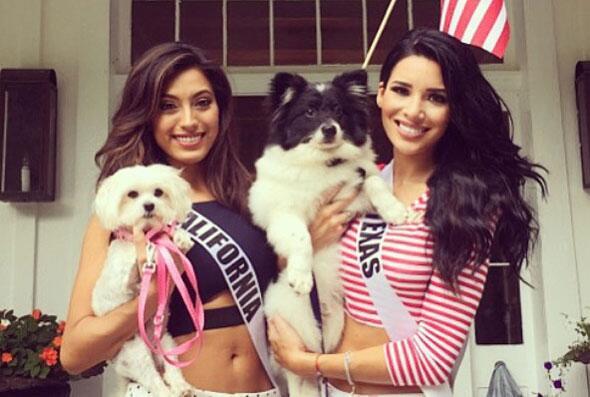 Ylianna Guerra, Miss Texas