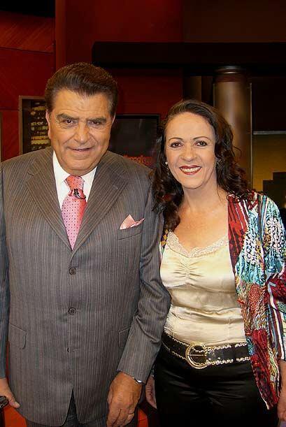 La actriz Nora Velazquez 'La Chabelita' te hará reír con sus ocurrencias.