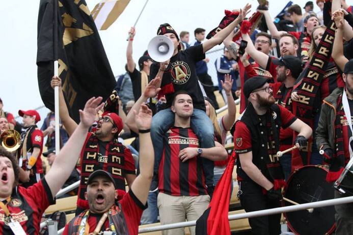 ¡Vuelve la MLS! Conoce a los aficionados de los 22 equipos de la liga AT...
