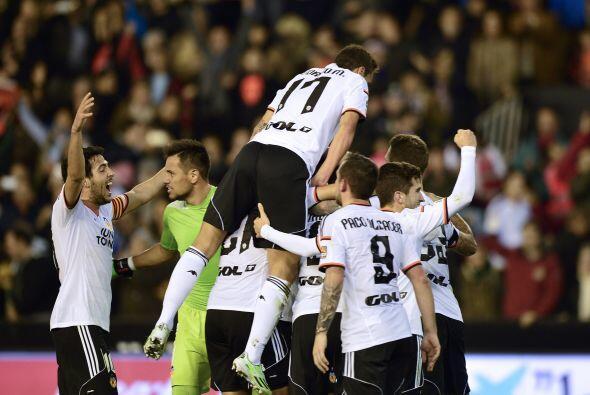 El Valencia se convirtió en el verdugo del Madrid en el regreso a la act...