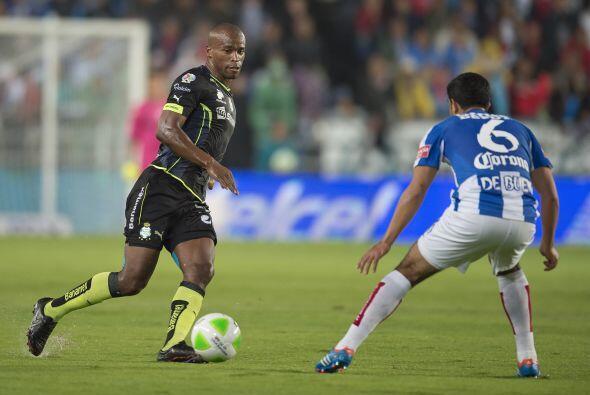 Ribair Rodríguez (6): Se quedó lejos de la actuación que tuvo ante Améri...
