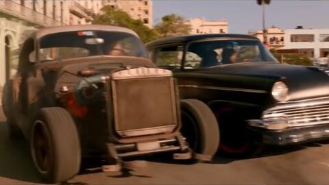 Fast and Furious se muda a Cuba - Trailer The Fate of the Furious