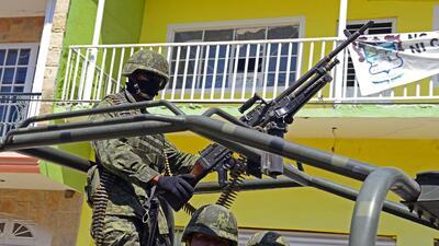 Los estados con mayor número de asesinatos en octubre fueron Baja Califo...
