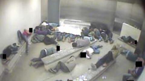 Estas son las 'hieleras', los centros de detención transitorios para inm...