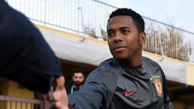 Atlético Mineiro contrata a Robinho de cara a la Libertadores