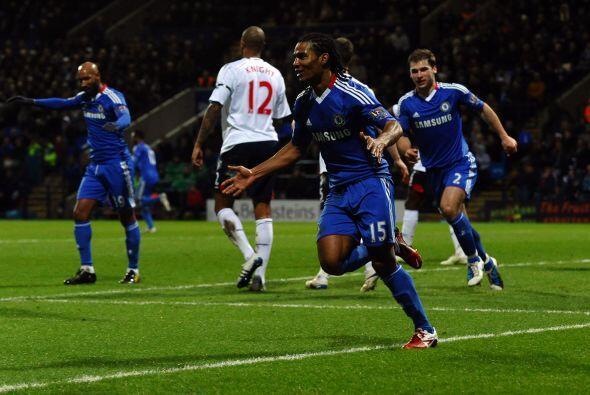 Se cerró la fecha 24 de la Liga Premier de Inglaterra, con el duelo entr...