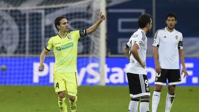 El Gante derrotó al Valencia y revive