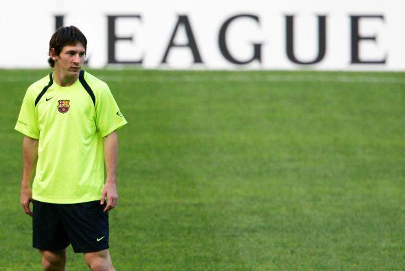 El primer momento que marcó la carrera del argentino fue su llegada al B...