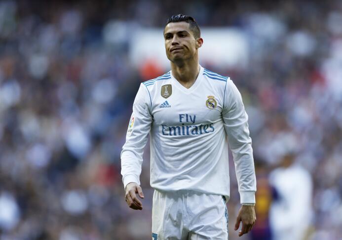 12. Cristiano Ronaldo (Fútbol) - 725 millones de dólares