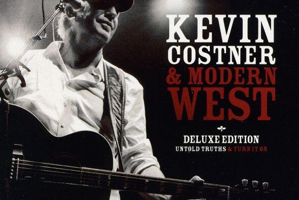 Kevin Costner es otro gran actor de Hollywood que también tiene amor por...