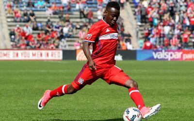 Tras histórico 'hat-trick', el ghanés David Accam es designado Jugador d...