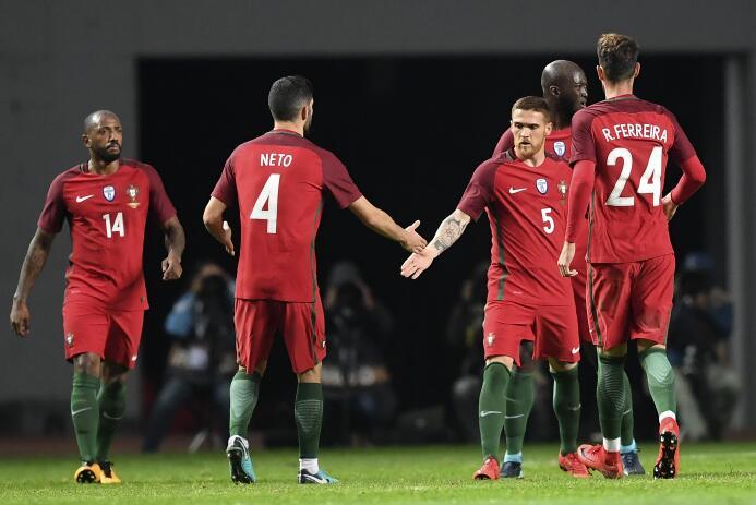 3. Portugal (UEFA) - 1,358 puntos