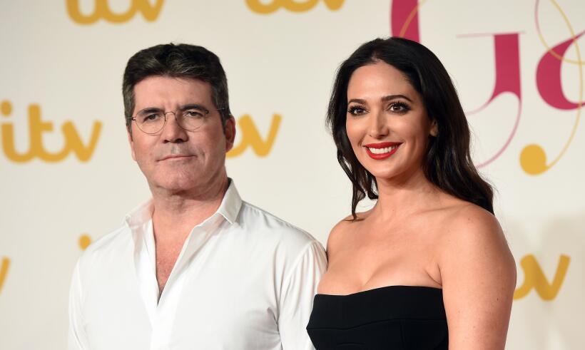 Simon Cowell durante 2015