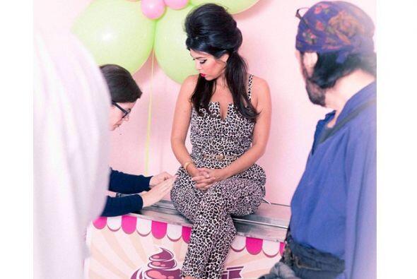 Kourtney Kardashian ha decidido presumir su tercer embarazo en su cuenta...