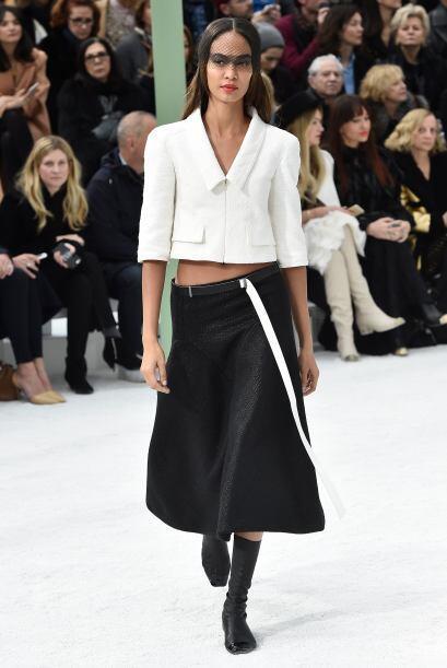 Las faldas en corte ''A'' figuran como una de las piezas que debes tener...
