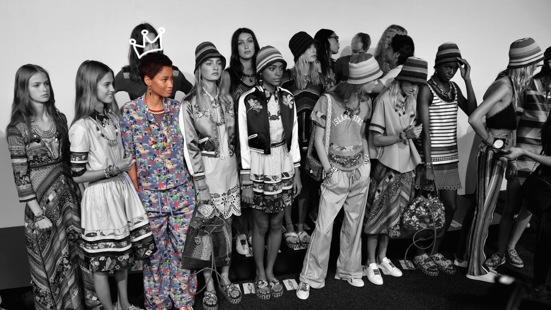 Tommy Hilfiger Women's - Backstage