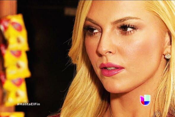 Tranquila Sofía, sabemos que sientes unos enormes celos de Araceli y est...