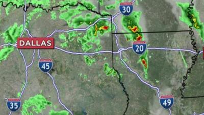 Poca probabilidad de lluvia, el pronóstico del tiempo para este fin de semana en Dallas