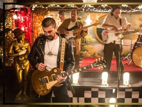 Las veces que Ricky Martin se ha ahogado en lágrimas borde-dorado-latin-...