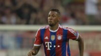 Jerome Boateng fue buscado por el Barcelona.