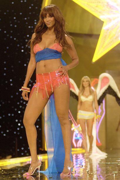Tyra es una de las maduritas más sexys del espectáculo, ¿no les parece?