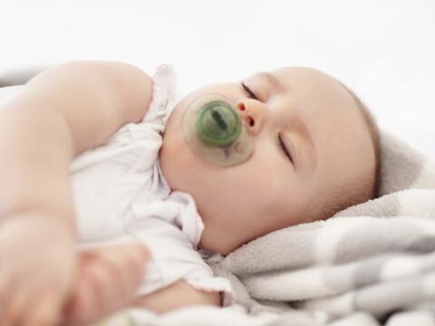 Evita alterar las rutinas de tu bebé estas fiestas