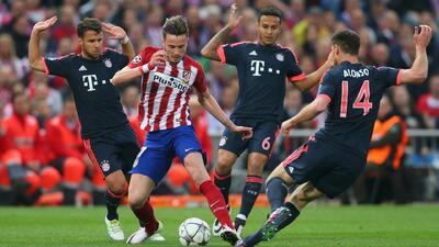 Los 10 mejores | Bayern Munich se rindió a los pies de Saúl Ñíguez y el Atlético de Madrid