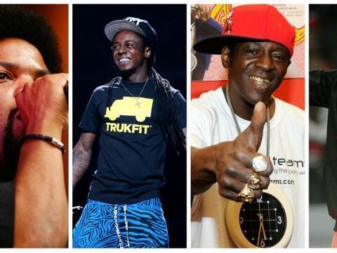 Estos talentosos raperos y hip-hoperos no huyeron de los estudios y asis...