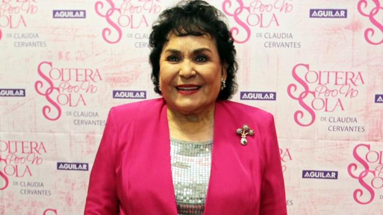 La actriz rechazó participar en la versión teatral de La Pulquería.