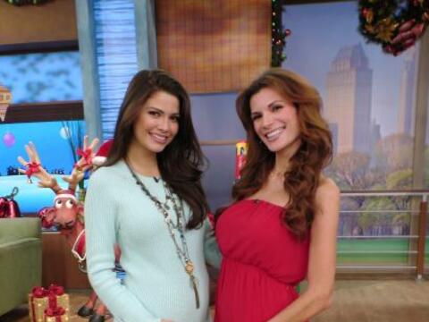Este jueves, Anita compartió junto a Cristy Bernal un hermoso mom...