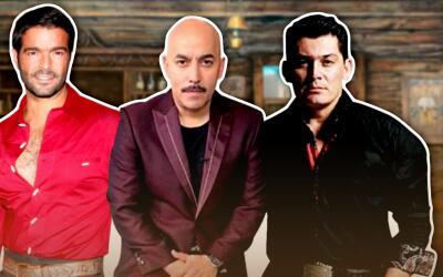 Pablo Montero , Lupillo y José Manuel, tres rebeldes del escenario.
