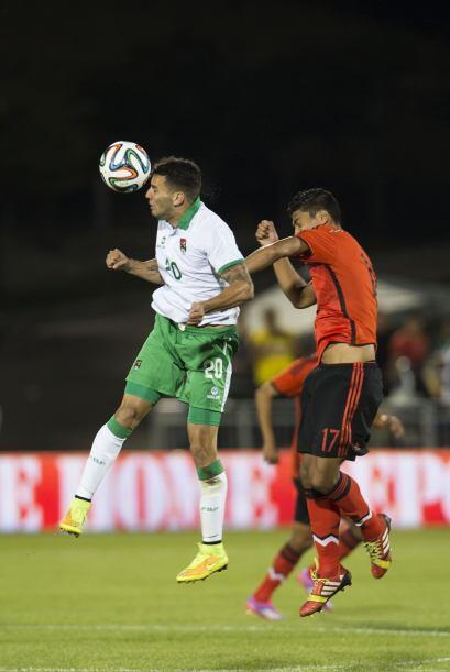 Los dos pusieron entrega y pundonor en su debut ante Chile y Bolivia res...