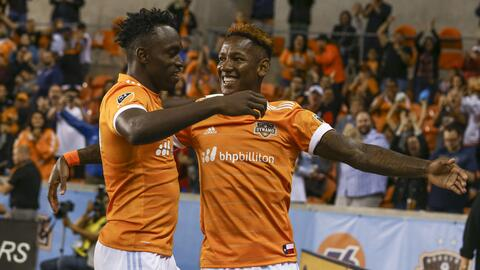 Romell Quioto Alberth Elis Houston Dynamo