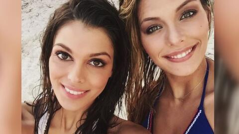 Dicen que la nueva Miss Universo de Francia podría tener novia. Si, novia