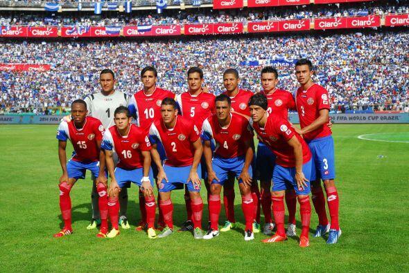 La Selección de Costa llegará a Brasil 2014 con la consigna de sorprende...