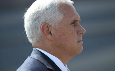 Exiliados venezolanos están a la espera de la visita de Mike Pence a Flo...