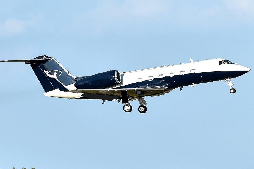 Conoce los jets privados más lujosos y a sus dueños bkg-arganp171221-01.JPG