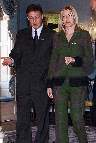 En el 2011 llegaría la tercera esposa a la vida de Paul McCartney.
